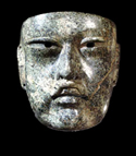 Image K6116 - Olmec Stone Mask