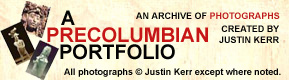 Link to Justin Kerr's PreColumbian Portfolio