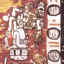 Image from the Paris Codex.