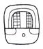 Glyph T548 - TUN