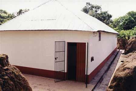 Local site museum