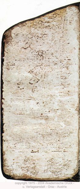 Página 1 del Códice Dresden