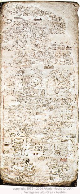 Página 2 del Códice Dresden