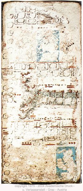 Página 4 del Códice Dresden