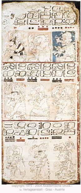 Página 7 del Códice Dresden