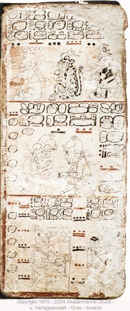 Página 8 del Códice Dresden