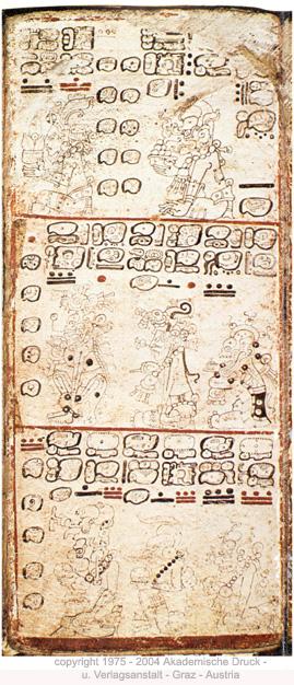 Página 12 del Códice Dresden