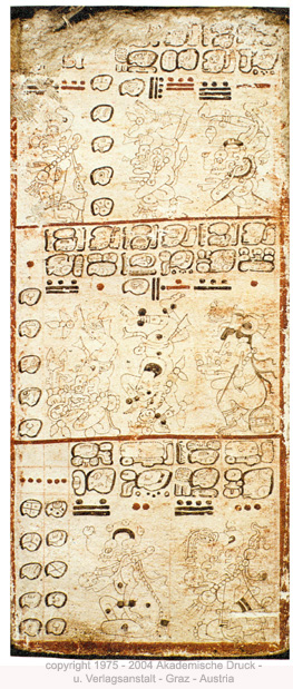 Página 15 del Códice Dresden