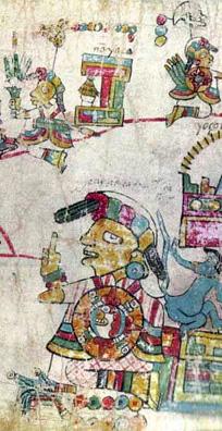 Imagen de la Página 27 del Códice Egerton