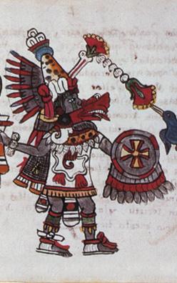 Imagen de la Página 125 del Códice Magliabechiano