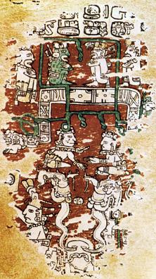Imagen de la Página 22 del Códice París