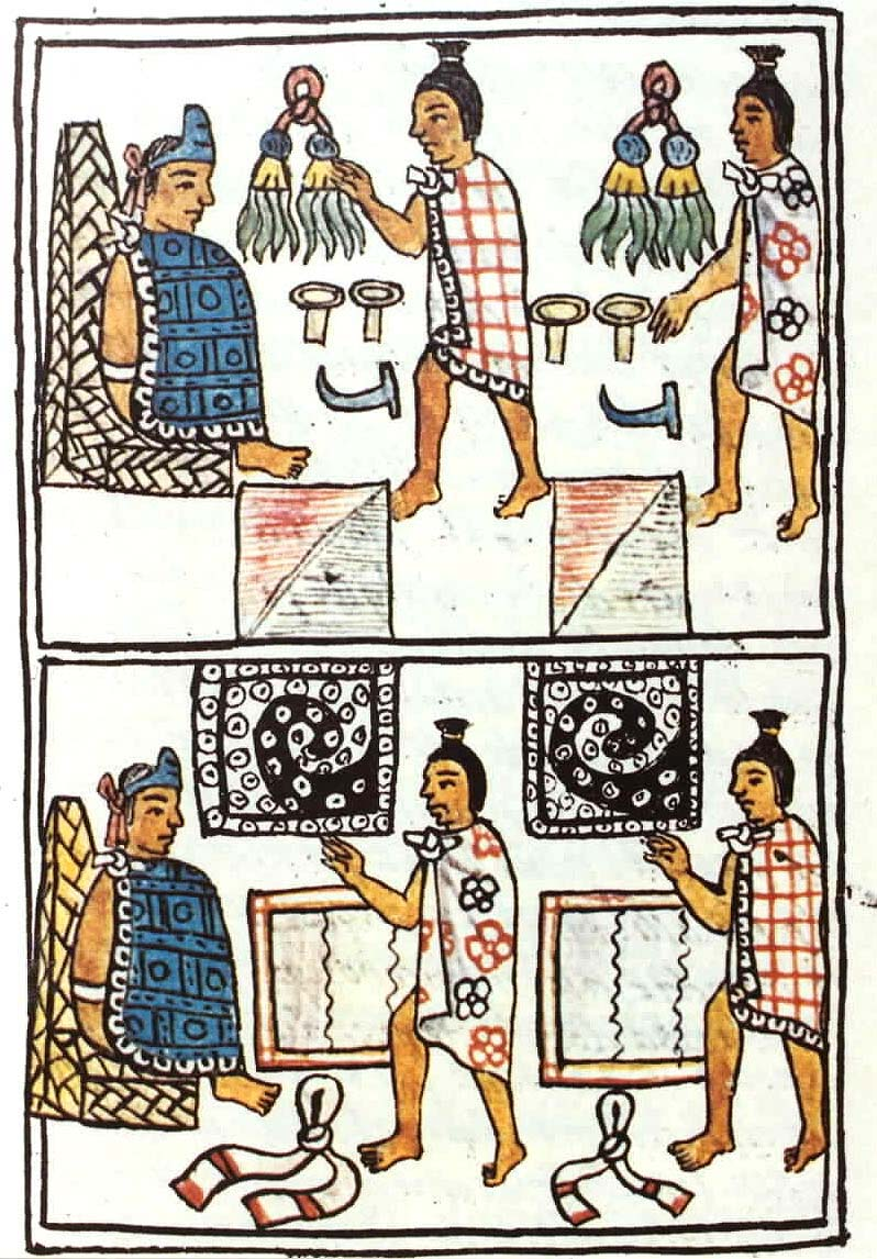 research paper on aztec culture