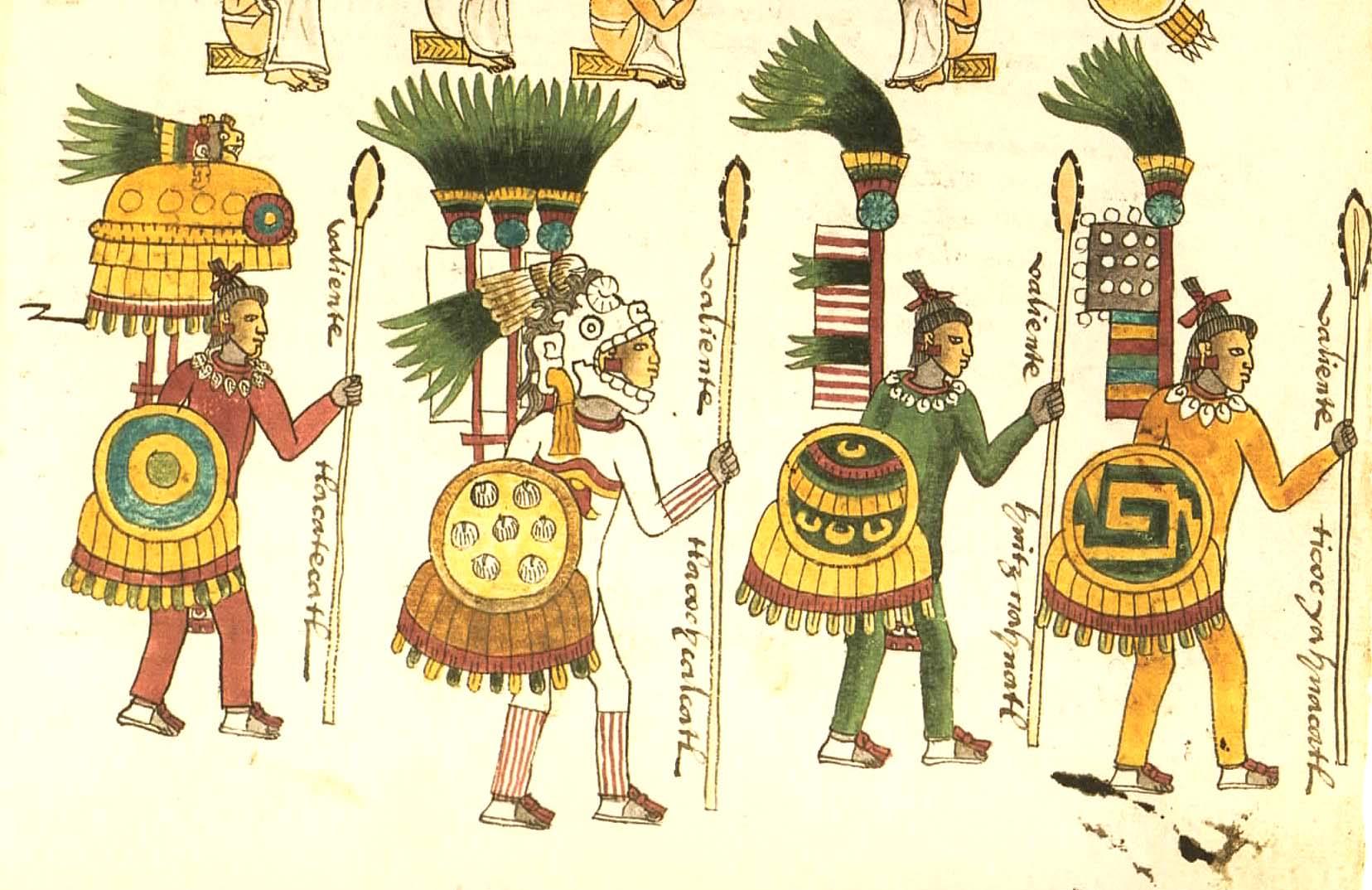 Ancient Aztec Art