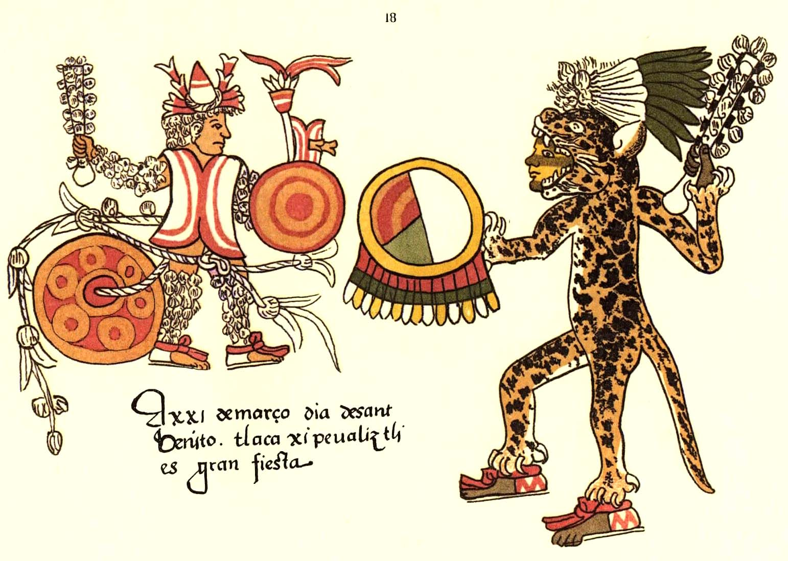 aztec religion the foundation of a Aztec myths and stories   in the aztec world, it was an honor to be sacrificed it was an honor mostly saved for the spoils and captives of war.