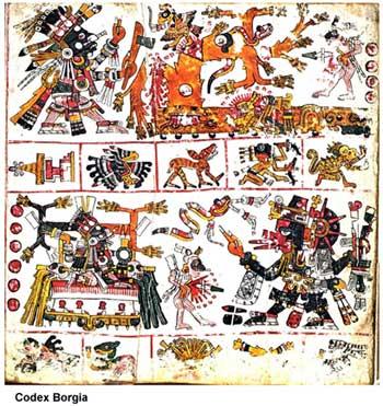 Borgia-Codex, Códice Borgia
