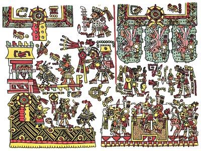 Imagen - Códice Zouche-Nuttall, Museo Británico