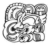 Copán Emblem Glyph