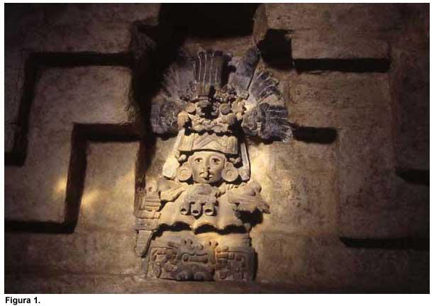CAT  193 LOGO de VASIJAS EFIGIE ZAPOTECASZapotec Tombs
